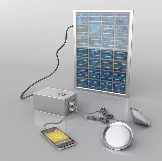 kit solaire domestique