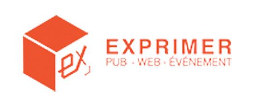 logo agence exprimer